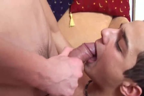 naughty Bagir and Amir in porn action