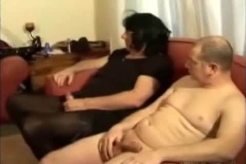 daddy female slavemaster and young ladyboy foursome with two males