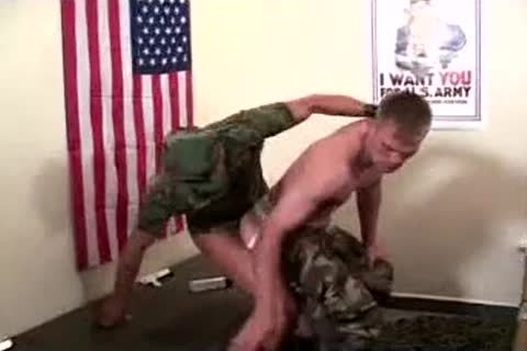 Military homosexual