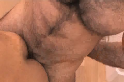 delicious And hirsute