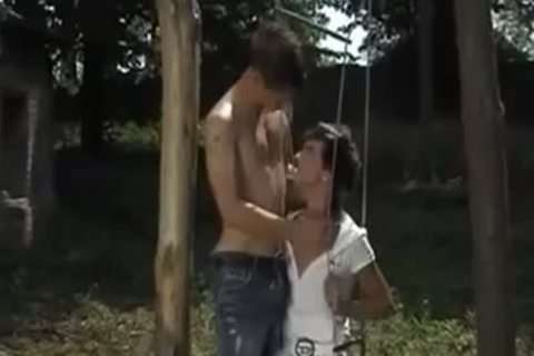 filthy Farm males raw Action