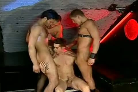 Miklos Franko fucked By A group In A Fuckclub