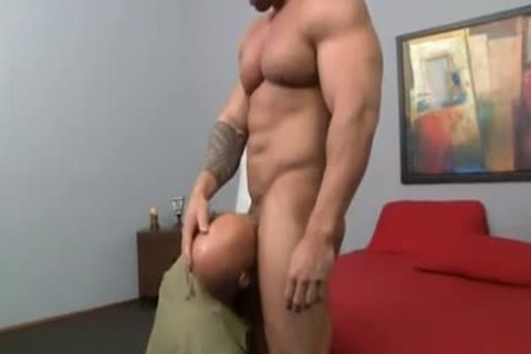 older guy bonks Muscle Hunk Zeb Atlas