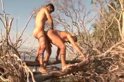 Sex On The Beach With biggest large ramrod