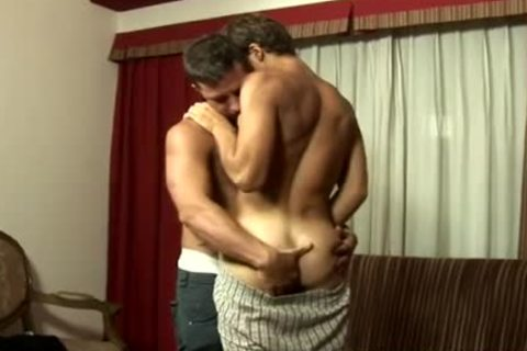 Bruno Gabriel acquires His wazoo Fingered