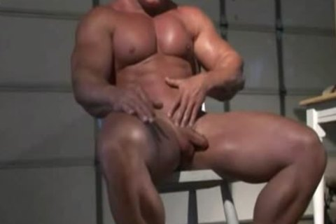 Russian American Contractor. Professional Bodybuilder As Well. Very wonderful.