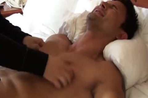 kinky And nasty Muscle Hunk fastened And Tickled - Dante Brice