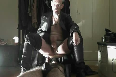 Mind And Body Become One In servitude