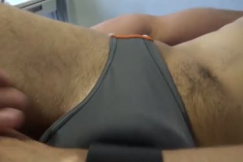 Soft Tender Edging And Denial Play In nice-looking Speedos. Touching, Stroking, Humping, enjoyable.