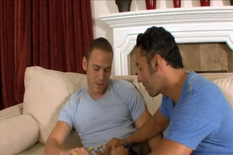 brunette hair Married Male acquires nailed By A concupiscent