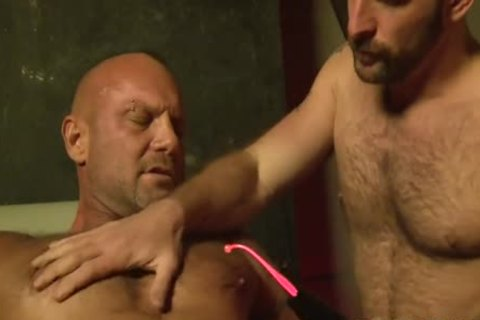 rough undressed Real - Scene two - Factory clip