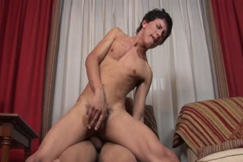 Two young homosexual guys Have A raunchy Experience