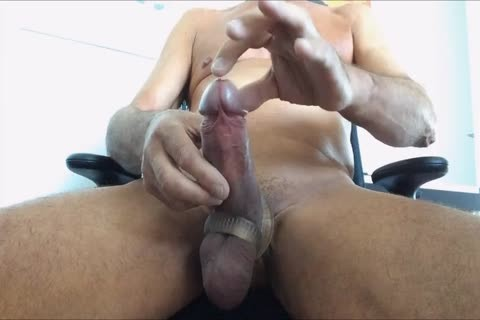 Watching Porn And Playing With My charming penis