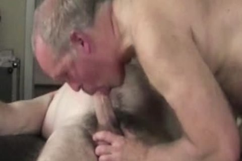 Daddies sucking And drilling