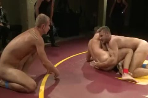 [GVC 018] Wrestlers Just wanna Have Some joy