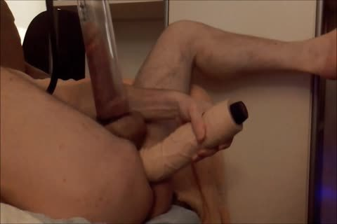 10-Pounder-pump And vibrator Play