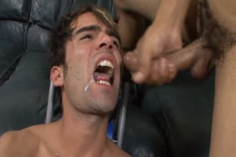 Devin Chase Works Out By Taking A darksome penis