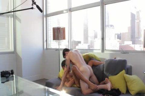 HD GayCastings - delicious Mixed Bobby Hart Is Trying Out Porn