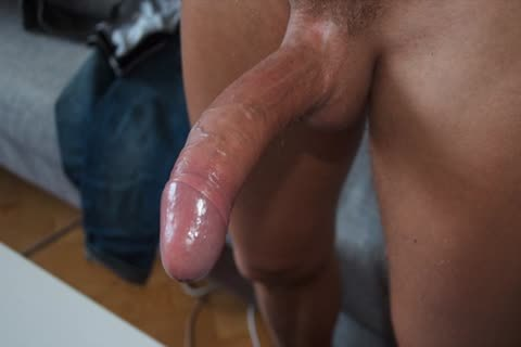"""u Have Probably Seen he B4 From The """"cumcontrol"""" clip scene A scarcely any Months agone. this day that lad Came To My abode For Som Massage, Rim And daddy Fashioned Cocksuck"""