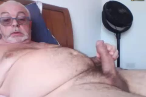 daddy dude jack off On cam