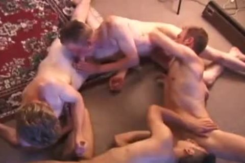 young Foursome nipp Biting Sex fuckfest