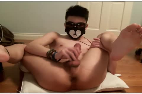 Pussycat twink Cums And arse