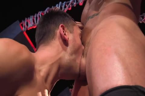 Austin Wolf  Uses Brenner's face hole & pooper