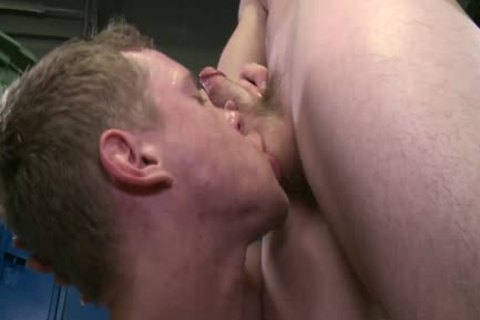 Liam Harkmore And Toby Springs Sodomizing