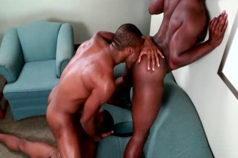 Damian Brooks And Andre Donovan plow
