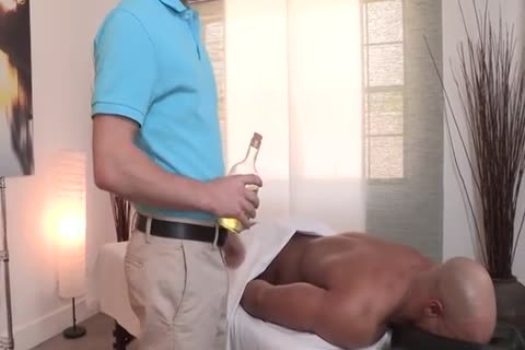 After The Massage I Need A cock