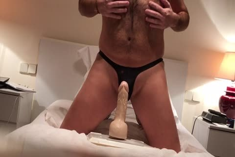 Playing With A dildo In nylons  By Edugrana