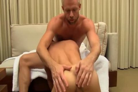 Andy Taylor receives A enormous penis In His lusty butthole opening
