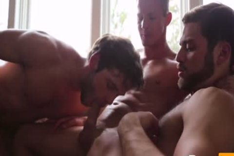 Tommy Defendi Duncan black And Darius Ferdynand - Scene 1