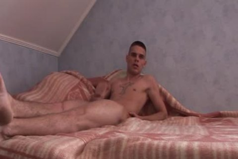 filthy twink Rabbit Wanks In The Bedroom
