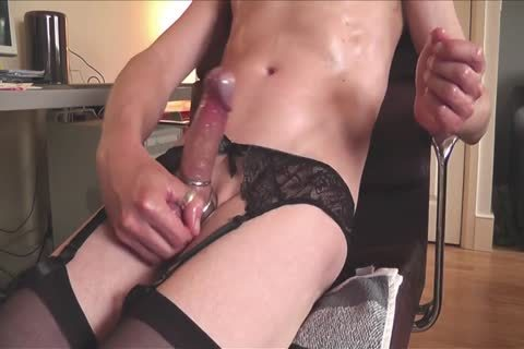 By Request Nylons Suspenders Soft To Hard Edging And cum