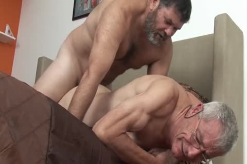 banging Y older daddy raw