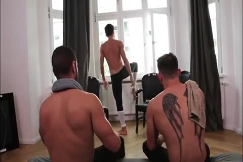 A Ballet Dancer Makes Three bare Hookers