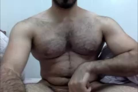 Iraqi filthy Muscle best Face Cumshoot Ever