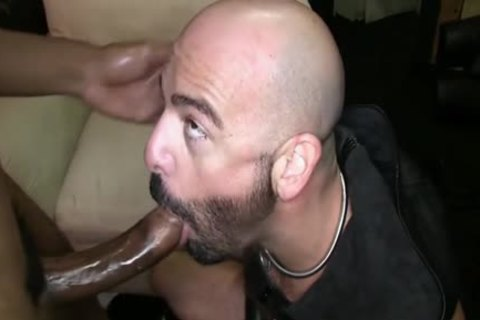 Muscle serf butthole job With cumshot