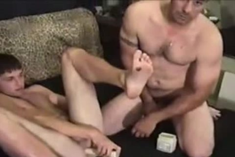 Straight Redneck gets banged For The First Time
