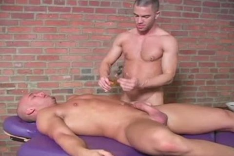 Zack And Jake Tyler Have A wild Massage