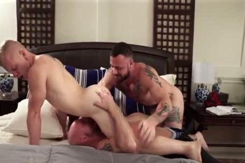 Daddy Times 2 ? Leo Luckett, Mitch Vaughn & Sergeant Mitchell