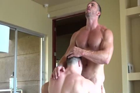 Amazingly str8 FIT cocks Have dirty Muscle Sex & bang HARD!