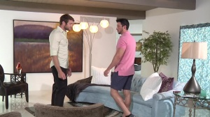 Make Me An offer - Colby Keller and Casey greater amount butthole Love