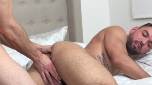 My Straight Guest - lucky Daniels and Jason Maddox anal pound
