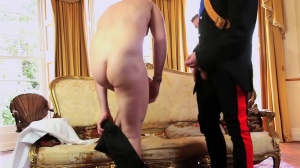 A Royal Fuckfest - Connor Maguire and Paul Walker ass Nail