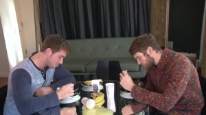 Look What The boyz Dragged In - Colby Keller, Connor Maguire ass Love