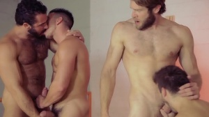 Howl - Jessy Ares and Colby Keller ass Hook up