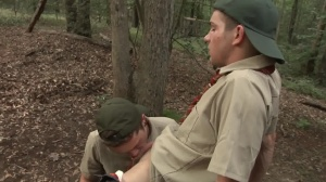 Scouts - Johnny Rapid with CK steel ass hammer