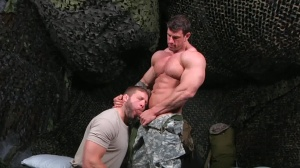 tour Of Duty - Zeb Atlas and Colby Jansen butthole plow